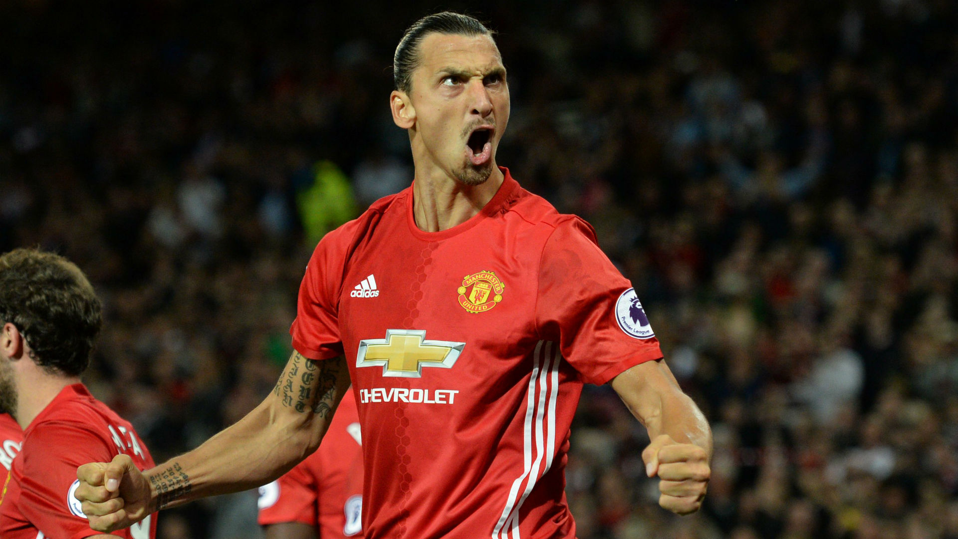 Zlatan Ibrahimovic set to return to full training by end of October