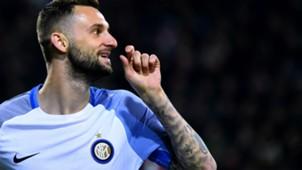 Brozovic Cagliari Inter Serie A