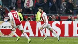 Amin Younes, Ajax - Olympique Lyon, Europa League, 03042017