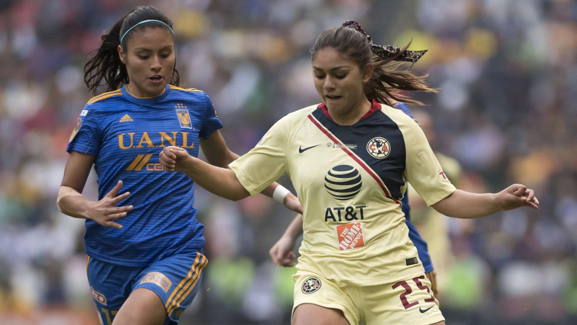 Tigres América final Liga MX femenil Apertura 2018 111218