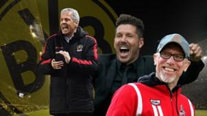 Diego Simeone, Lucien Favre & Calon Pelatih Baru Borussia Dortmund
