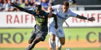 Lautaro Martinez Sion Inter