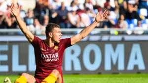 Edin Dzeko Roma SPAL Serie A