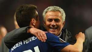 Ander Herrera Jose Mourinho Manchester United 23052017