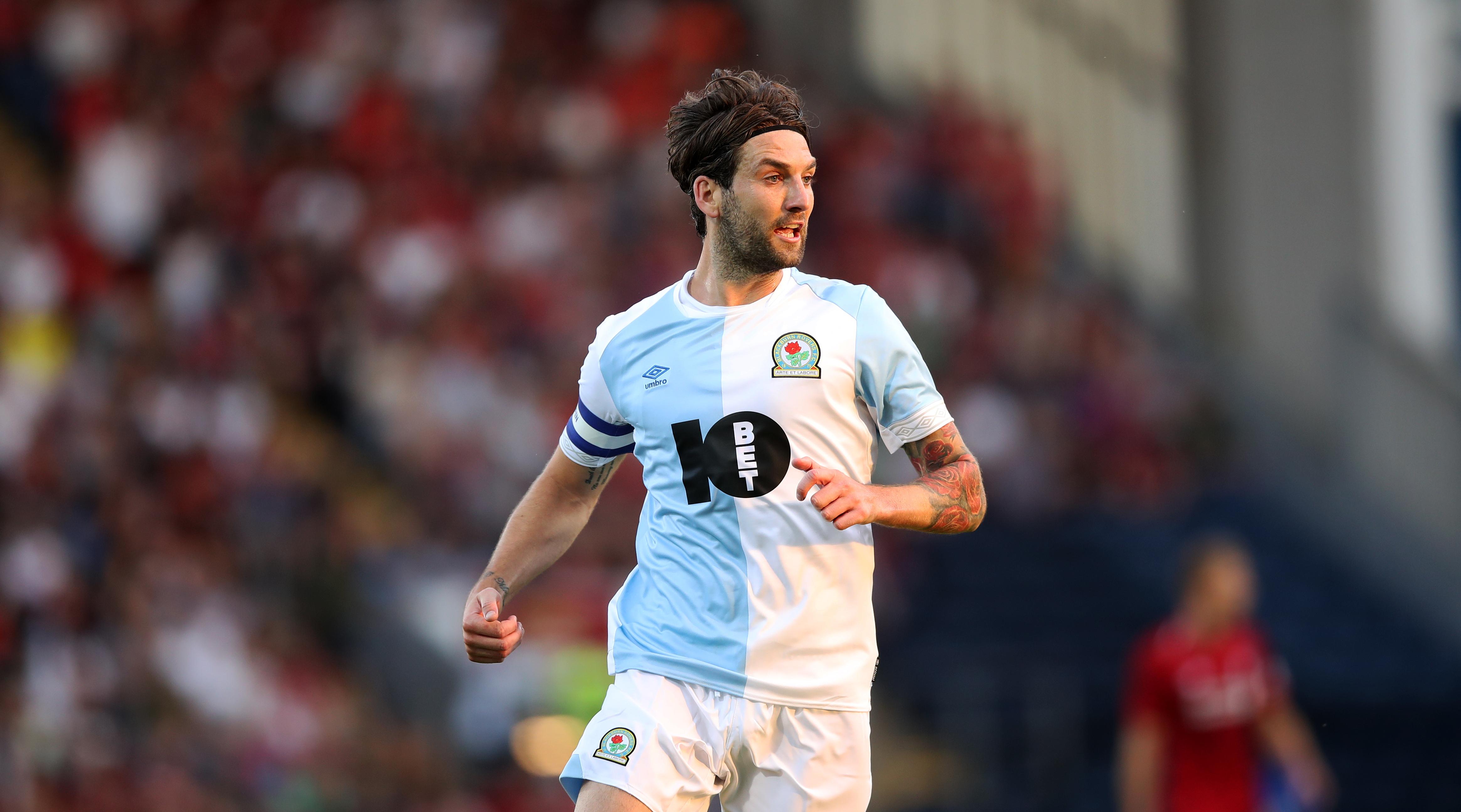 Charlie Mulgrew Blackburn Rovers