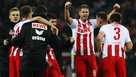 Köln Terodde Bundesliga 14012018