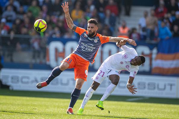 Montpellier Reims 24/02/19 L1