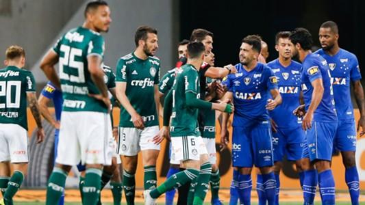 Palmeiras Cruzeiro Copa do Brasil 12092018