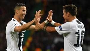 Cristiano Ronaldo, Paulo Dybala, Juventus