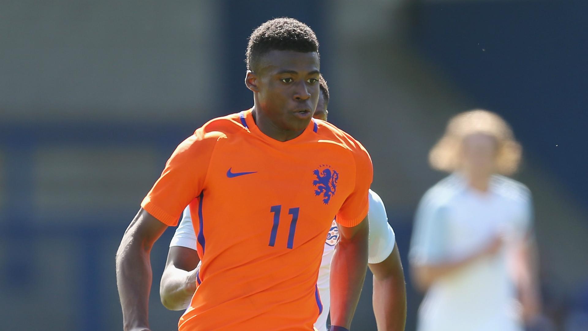 Javairo Dilrosun Netherlands
