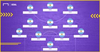 Argentina best XI
