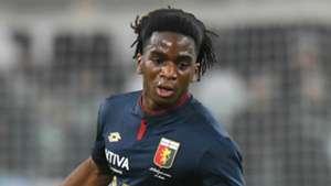 Stephane Omeonga - Genoa