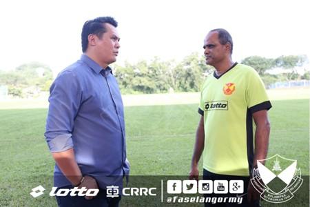 Abdul Rauf Ahmad, P. Maniam, Selangor, 04122017