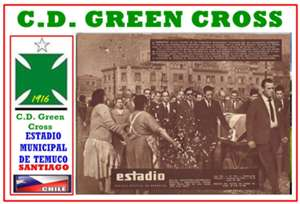 CD Green Cross 1961