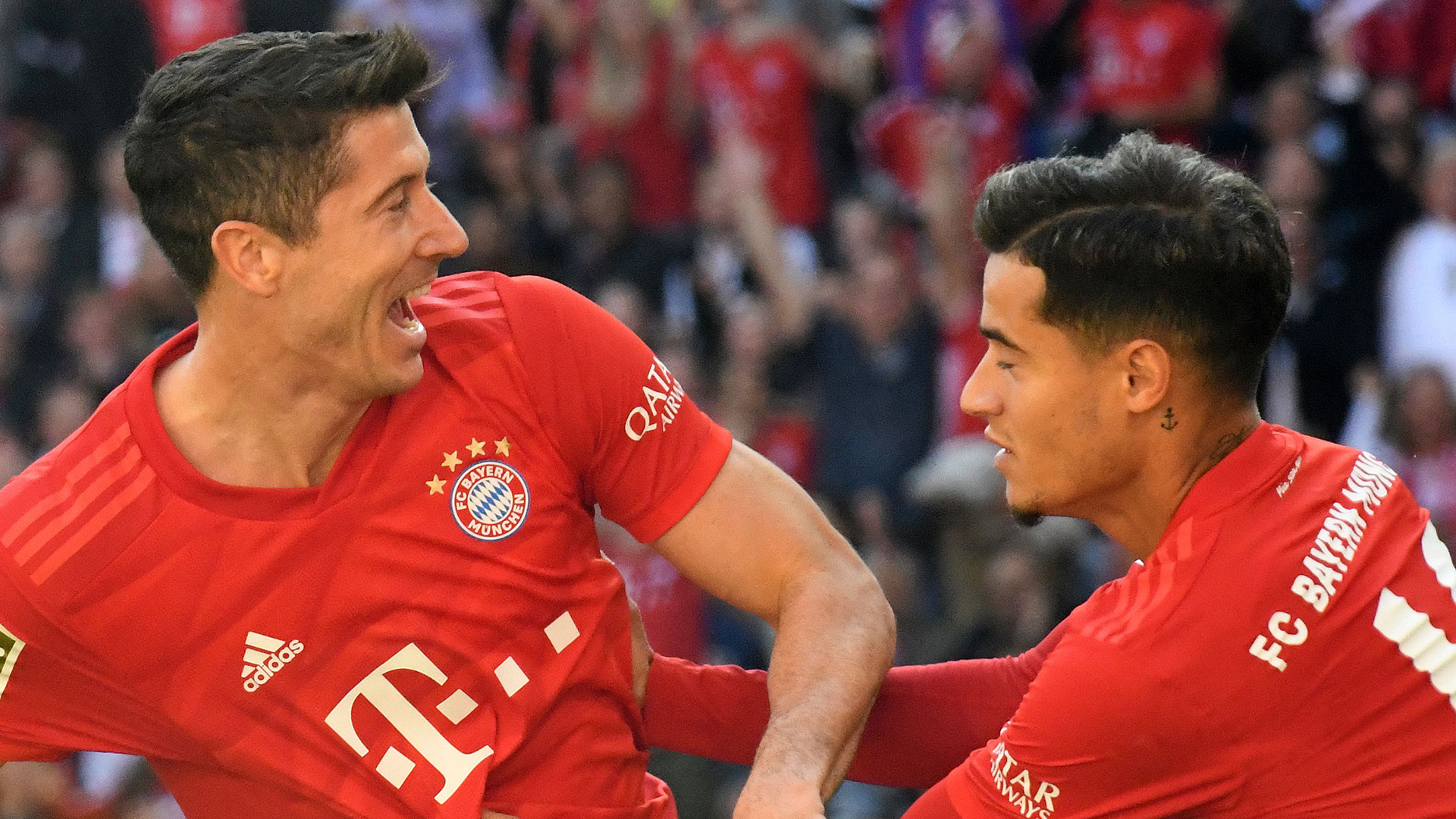Bayern reclaim top Bundesliga spot with narrow win