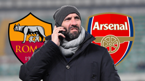 Monchi Arsenal Roma