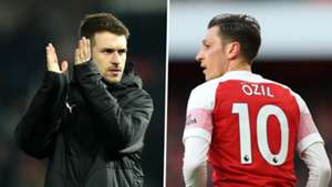 Ramsey's Arsenal career may already be over - High time Ozil proves he's worth £350,000 a week