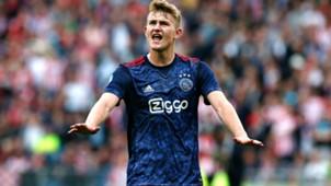 Matthijs de Ligt, Ajax, Eredivisie 04152018