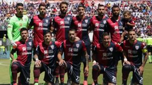 La nuova maglia del Cagliari 2017/18