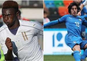 Die A-Auswahl Italiens hatte in diesem Sommer Pause, dafür will die U19 bei der laufenden EM für Furore sorgen. Goal zeigt die Top-Talente der Azzurrini.
