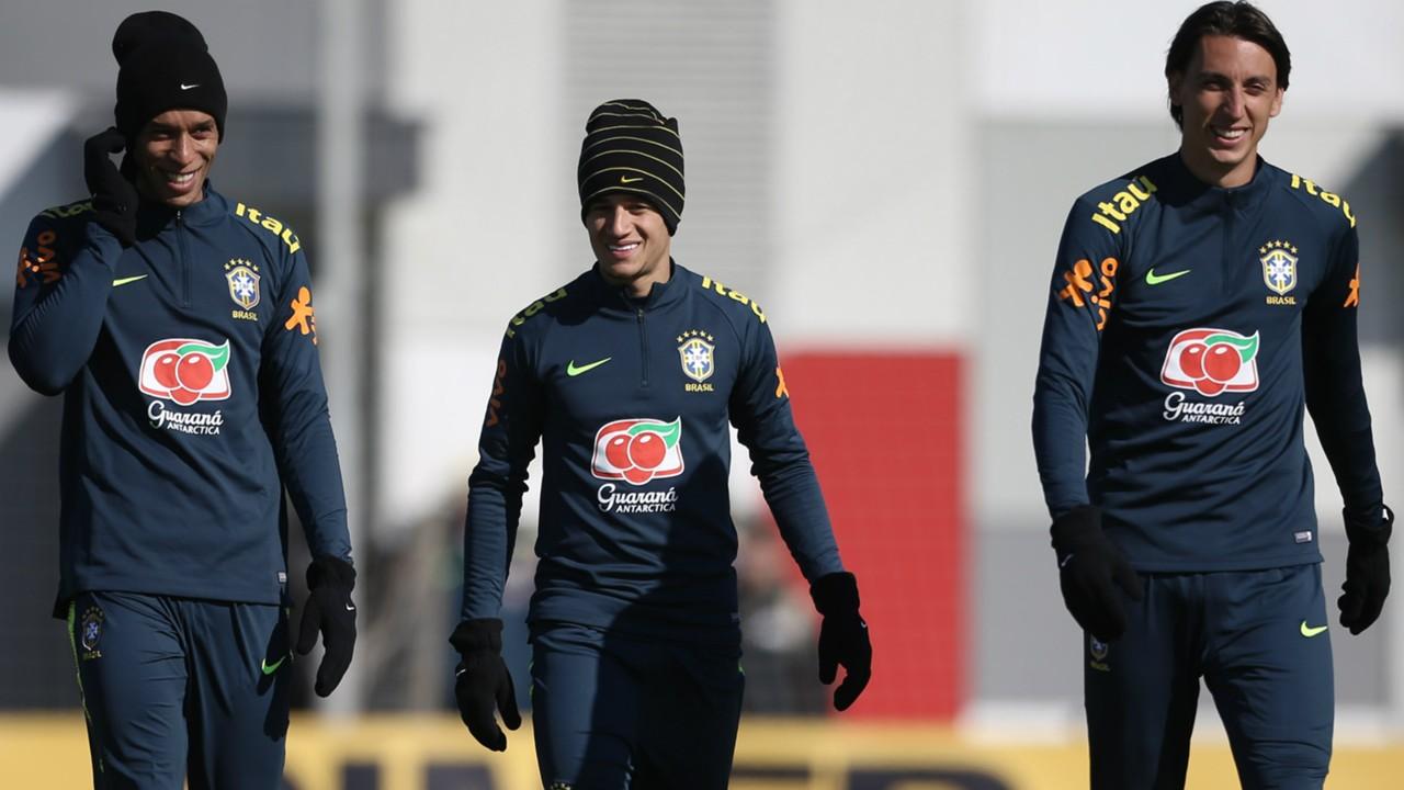 Geromel Coutinho Miranda I Brasil Rússia I 22 03 18