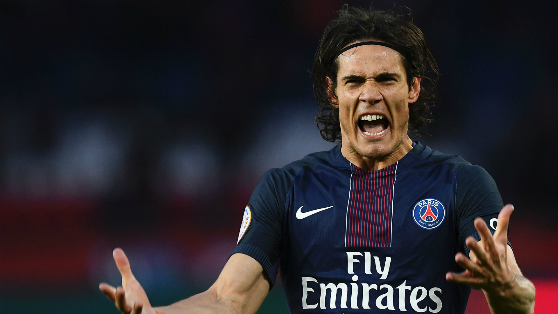 Edinson Cavani PSG Nancy