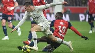 Draxler Pepe Lille PSG 14042019