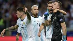Franco Armani Argentina Paraguay Copa America 2019