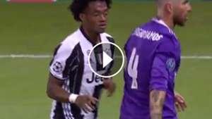 PLAY Cuadrado Ramos Champions League