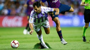 barcelona valladolid - pitch - 26082018