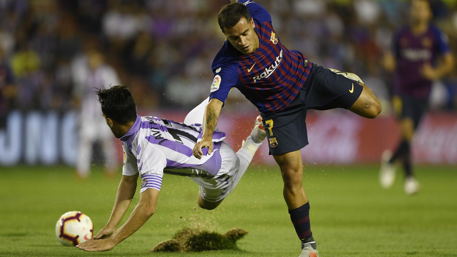 barcelona valladolid - pitch - 26082018