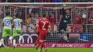 FC Bayern VfL Wolfsburg 092217
