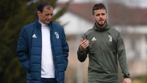 Allegri Pjanic - Juventus