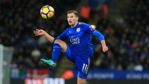 Marc Albrighton - Leicester City