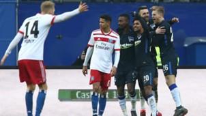 Salomon Kalou Hamburger SV Hertha BSC Bundesliga 17032018