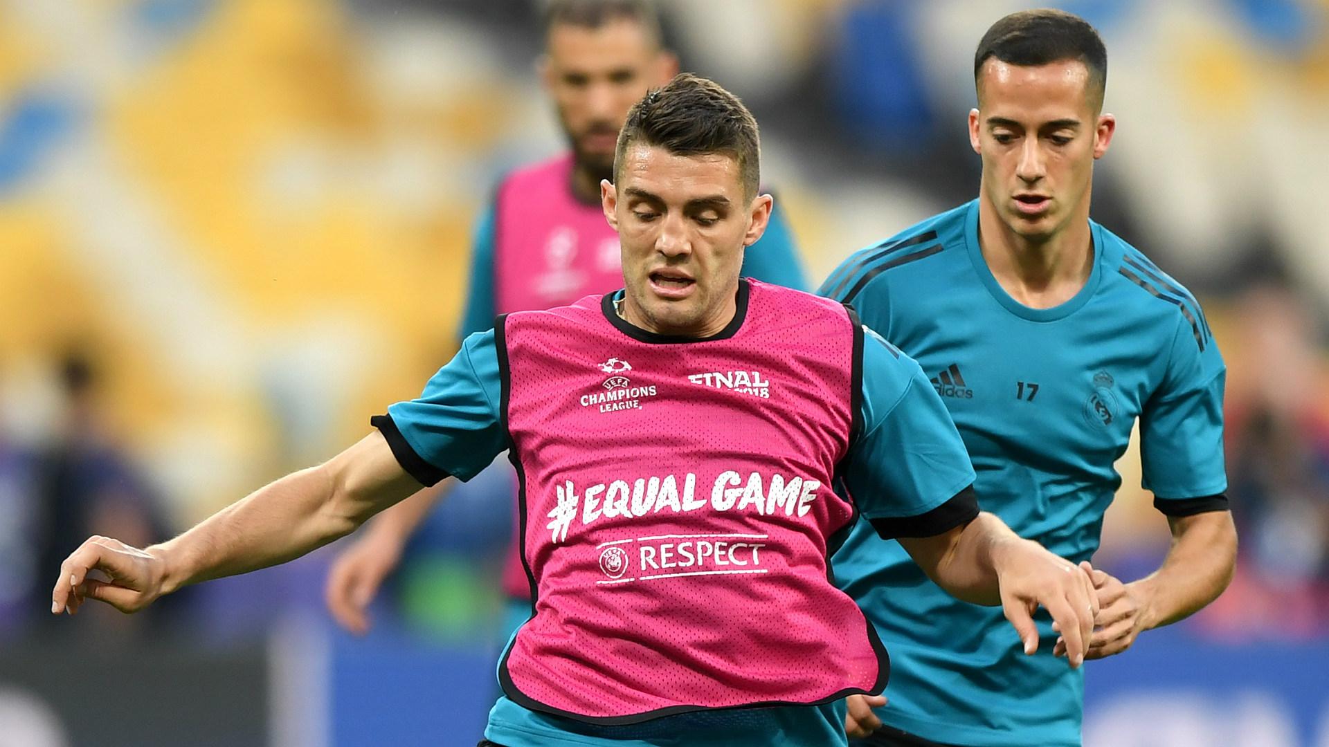 Mateo Kovacic Lucas Vazquez Real Madrid