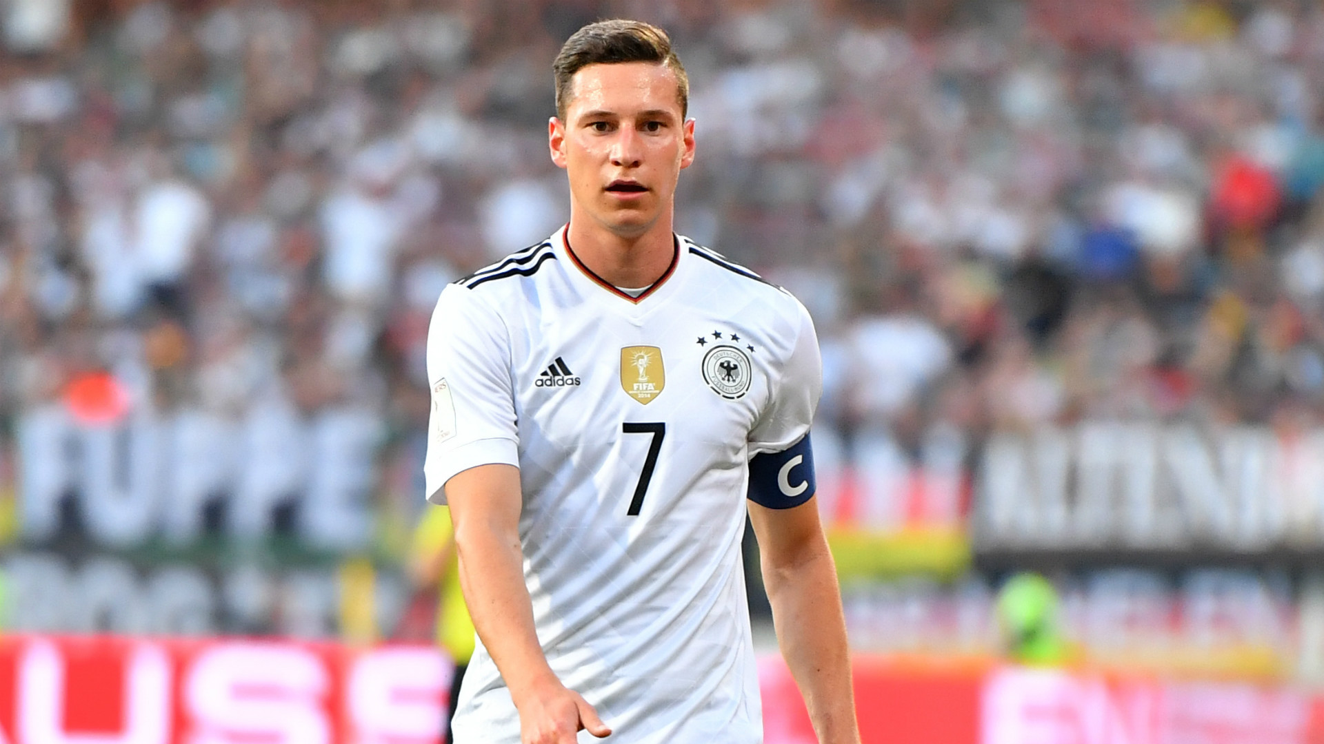Image result for Julian Draxler with national team