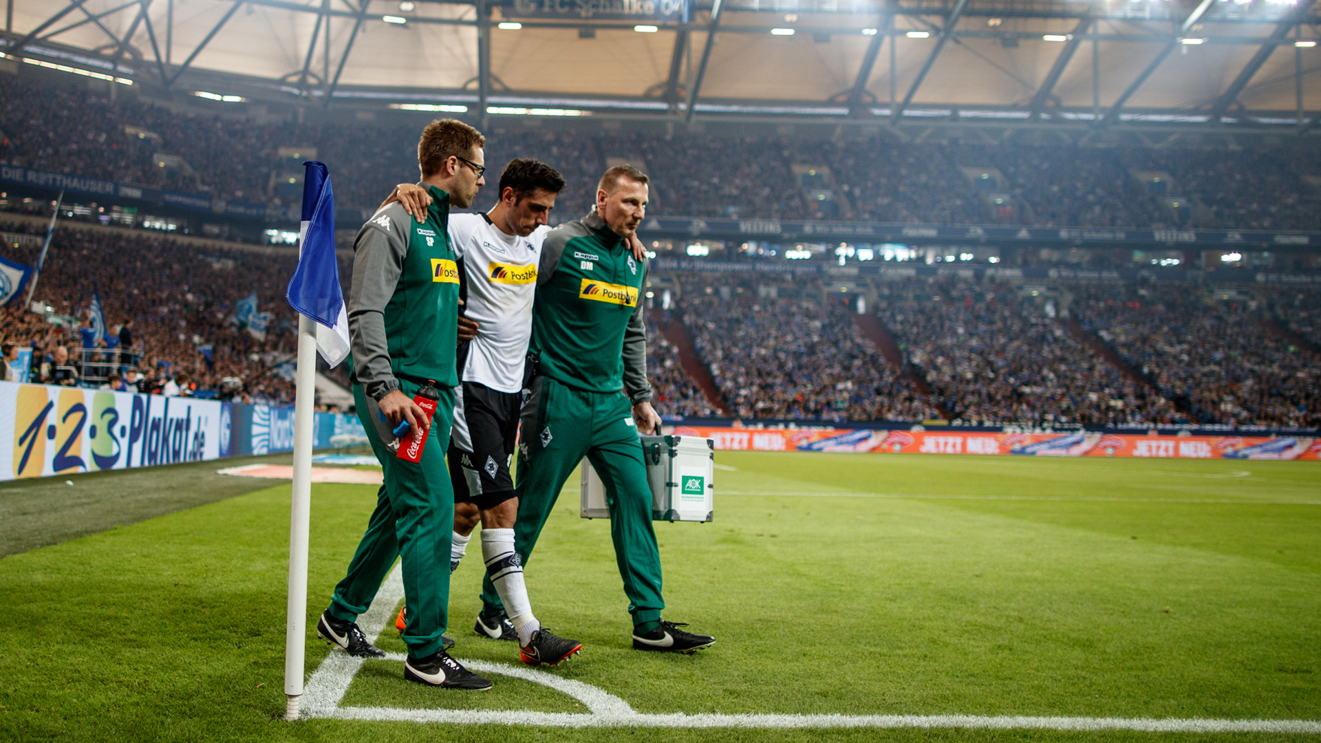 WM-Aus für Gladbacher Lars Stindl -