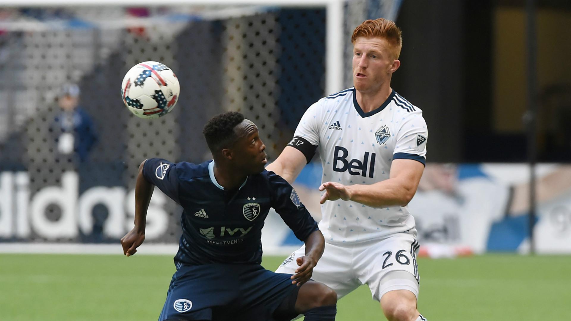 Sporting KC Vancouver Tim Parker Gerso Fernandes 05202017
