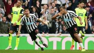 Salomon Rondon Newcastle United - Huddersfield Town 02232019