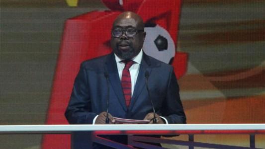 SA Sport Minister Thulas Nxesi