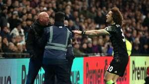 West Ham fan David Luiz Chelsea 06032017