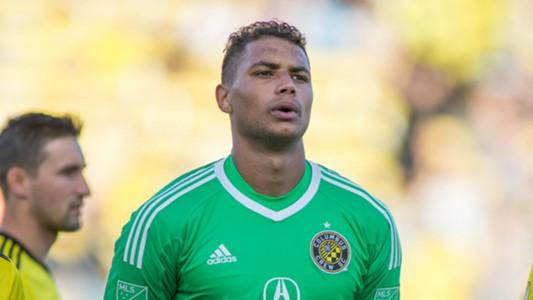 Zach Steffen MLS Columbus Crew 05312017