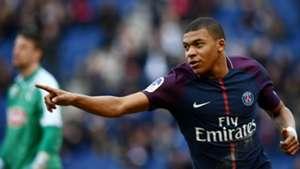 Kylian Mbappe PSG Angers Ligue 1 14032018