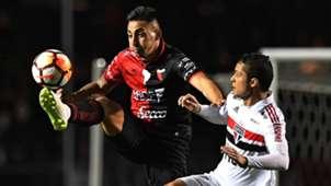 Erik Godoy Anderson Martins Sao Paulo Colon Copa Sudamericana 02082018