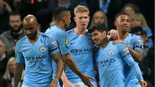 Manchester City Carabao Cup Fulham