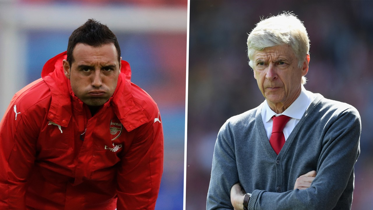 Gunners lacked the belief to challenge for Premier League title under Arsene Wenger, admits Santi Cazorla