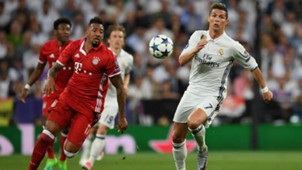jerome boateng cristiano ronaldo bayern münchen real madrid champions league 041817