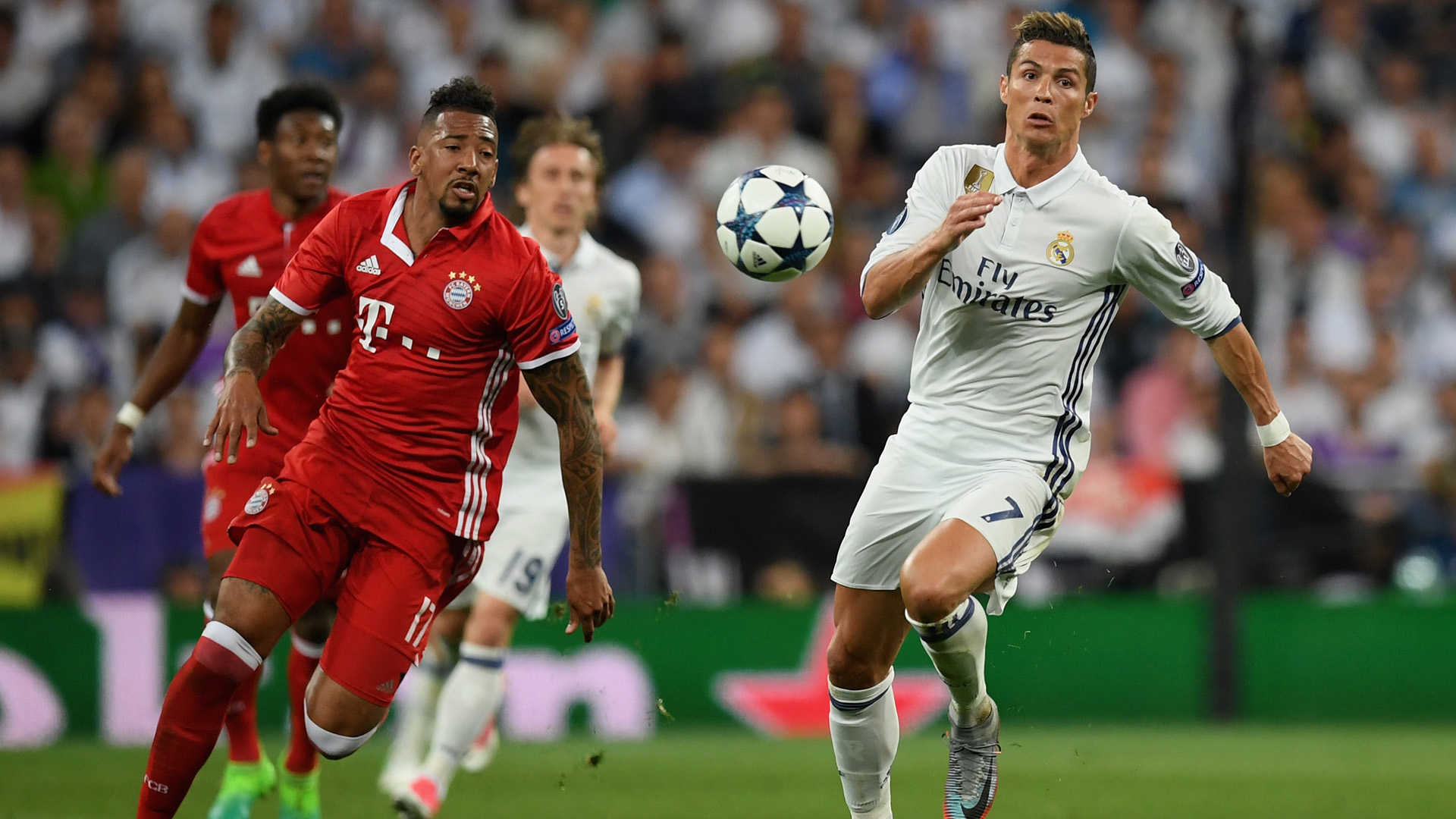 bayern münchen real madrid champions league