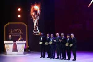 AFC Annual Awards 2017 Bnagkok